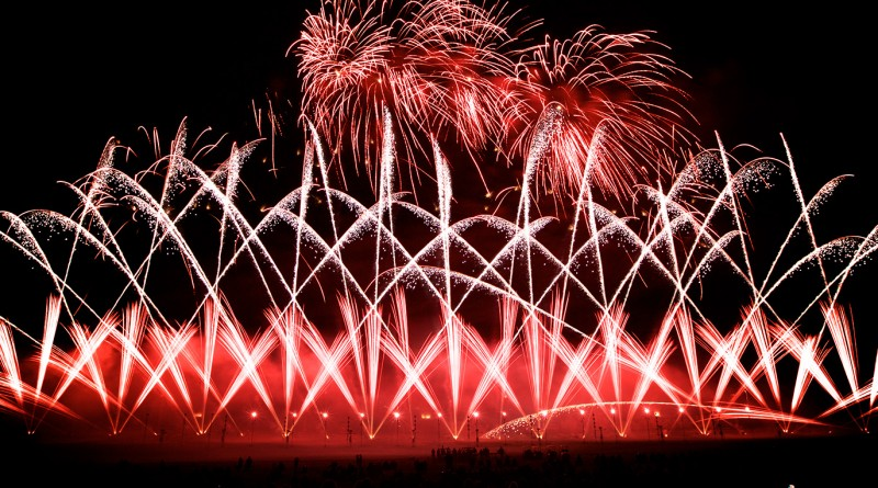 Fifth Annual PyroFest to Light Up Cooper's Lake